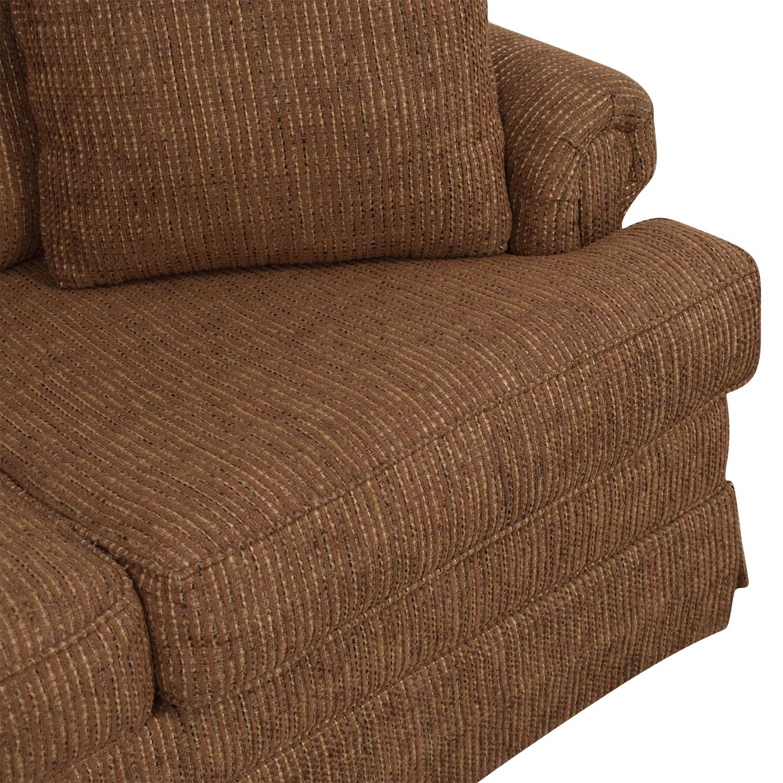 Klaussner Klaussner Three Cushion Sofa Sofas