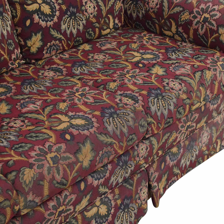 buy Huffman Koos Traditional Roll Arm Sofa Huffman Koos Classic Sofas
