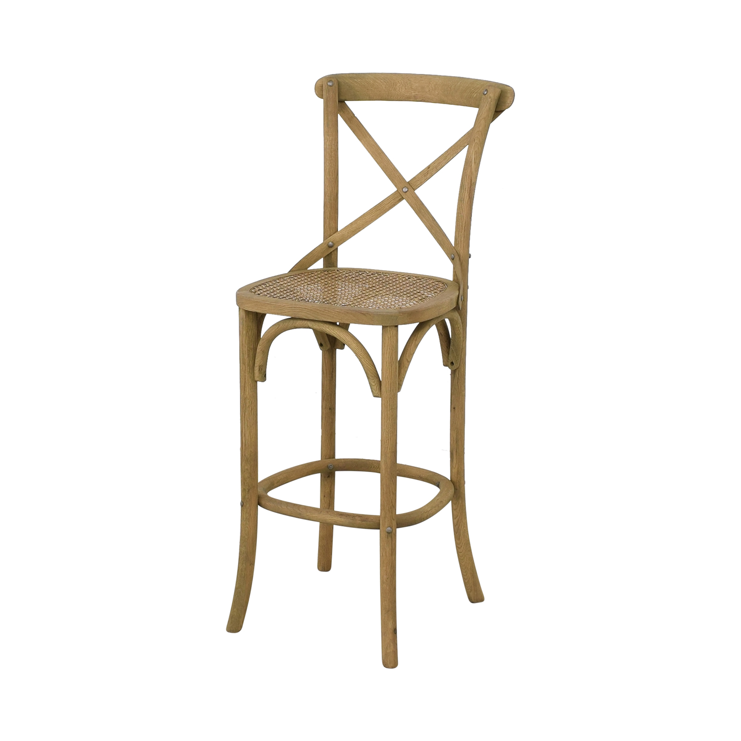 Restoration Hardware Restoration Hardware Madeleine Bar Stool on sale