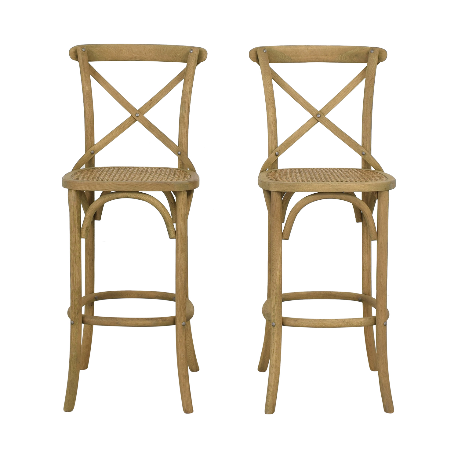 Restoration Hardware Madeleine Bar Stool / Chairs