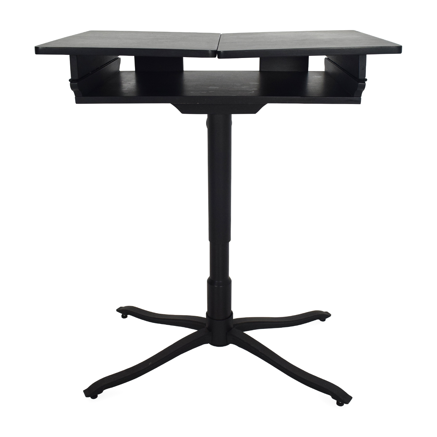 IKEA Foldable Laptop Stand Black