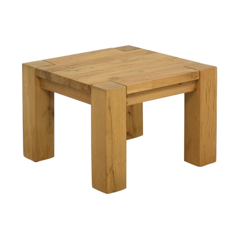 shop Restoration Hardware Side Table Restoration Hardware End Tables