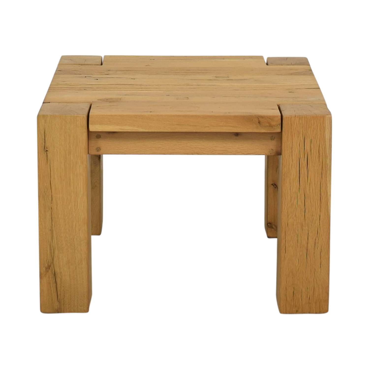 Restoration Hardware Restoration Hardware Side Table pa