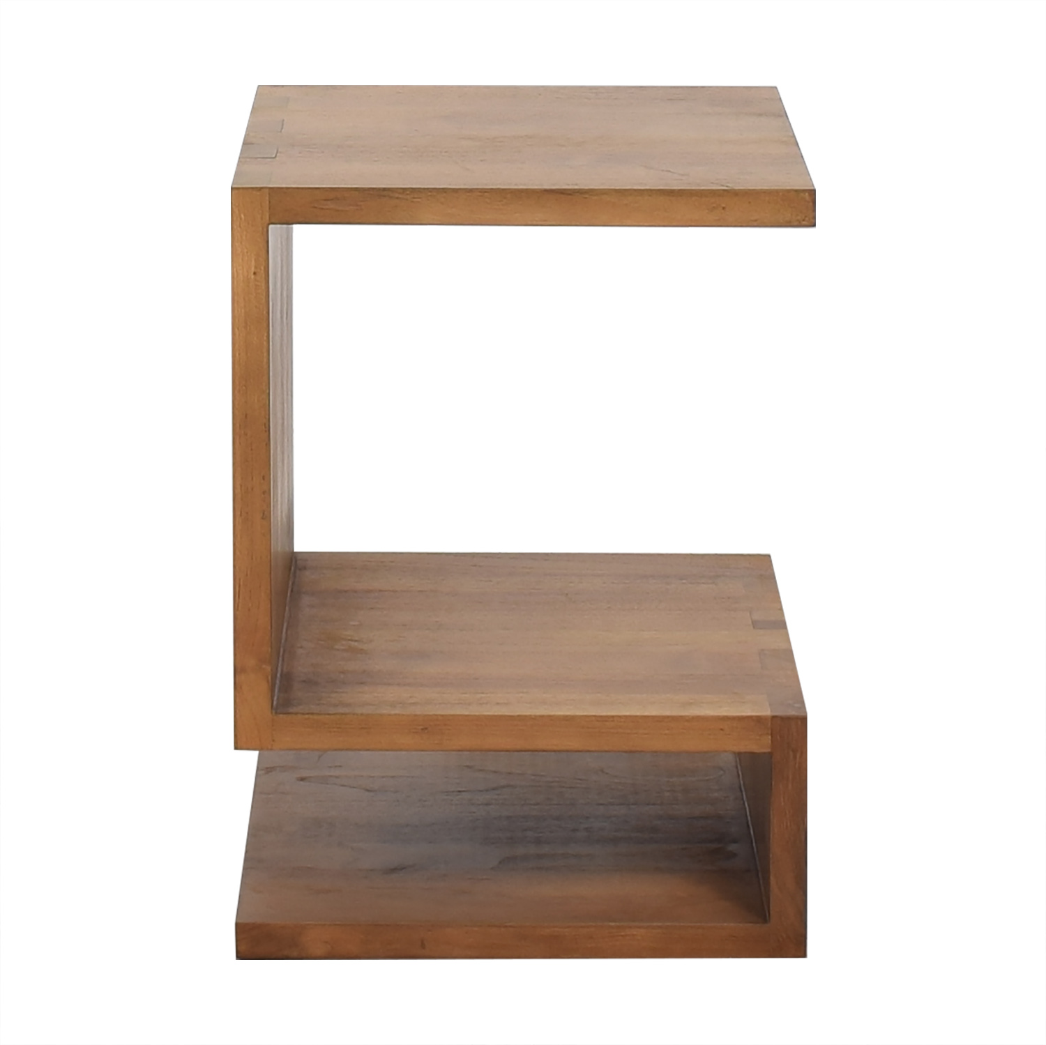 Crate & Barrel Crate & Barrel Entu Side Table dimensions