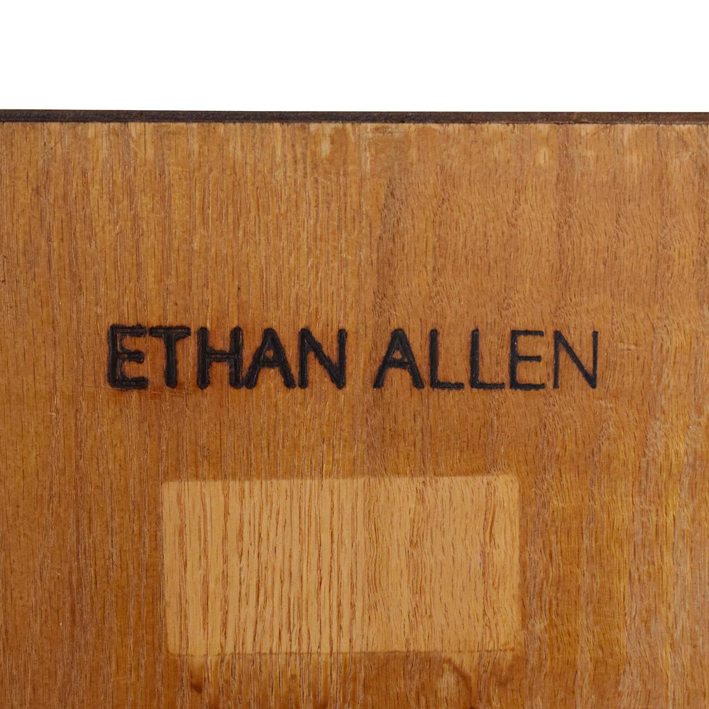 Ethan Allen Ethan Allen Corner Bookcase on sale
