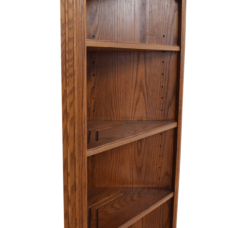buy Ethan Allen Ethan Allen Corner Bookcase online