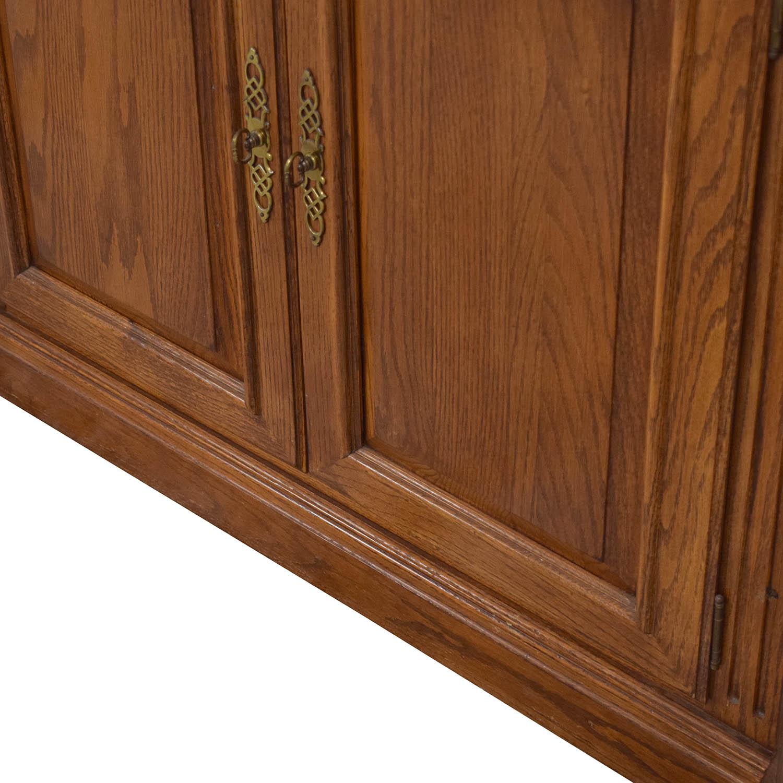 Ethan Allen Ethan Allen Two Door Bookcase for sale