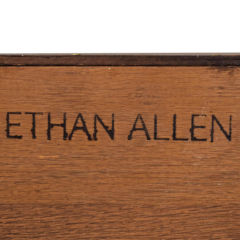 shop Ethan Allen Ethan Allen Two Door Bookcase online