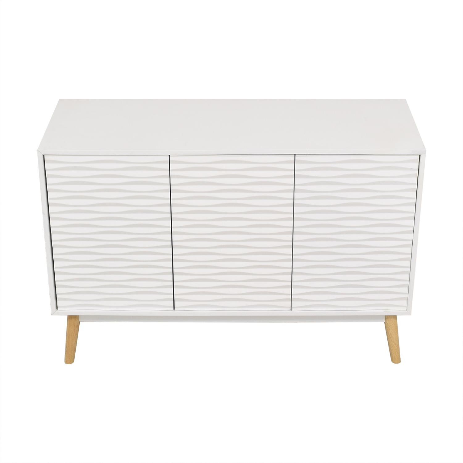Elle Home Elle Decor Aurie Sideboard French White coupon