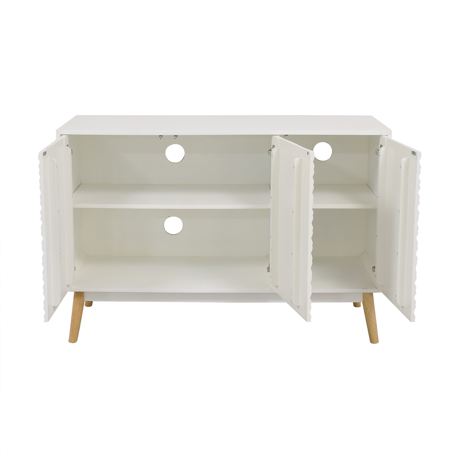 buy Elle Decor Aurie Sideboard French White Elle Home Cabinets & Sideboards