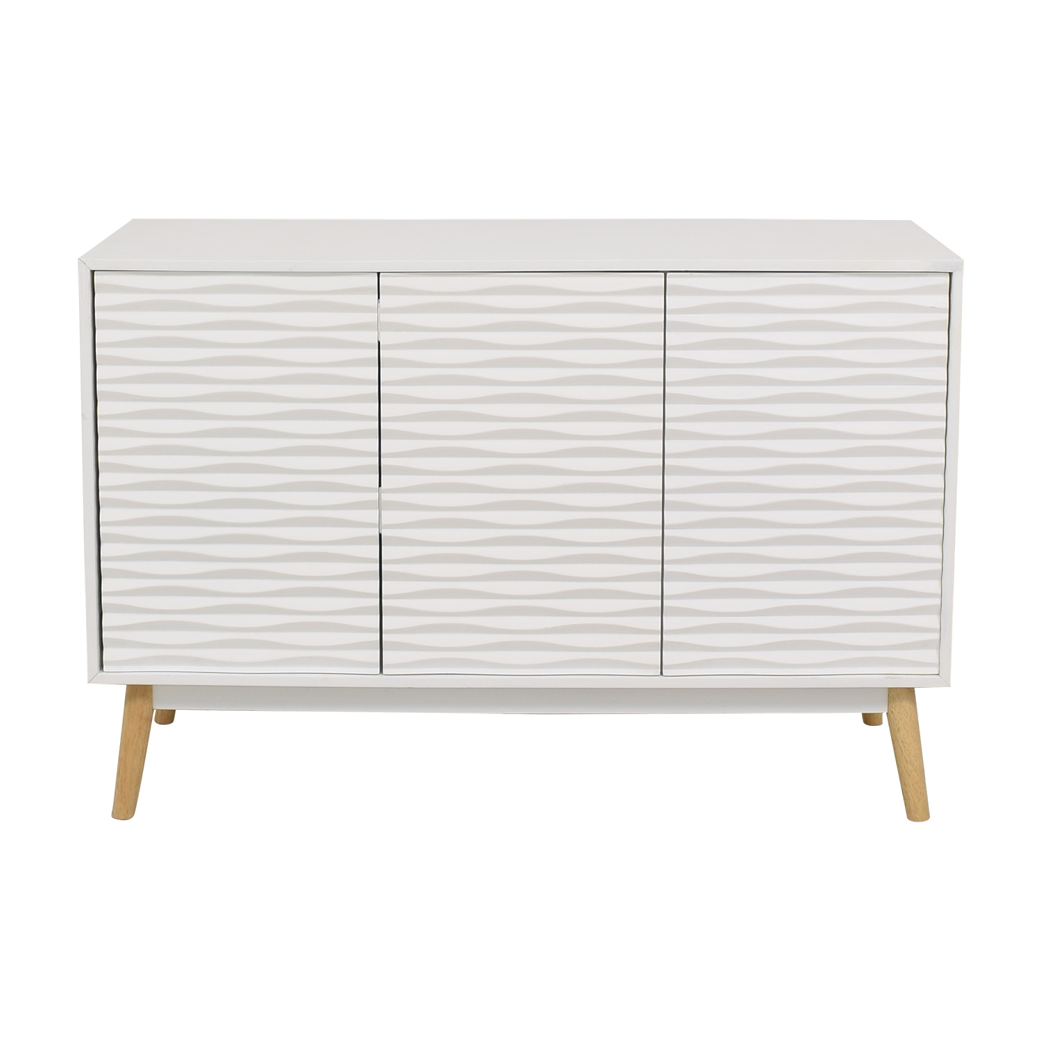 Elle Home Elle Decor Aurie Sideboard French White pa