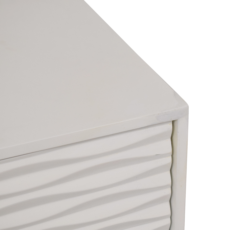 Elle Home Elle Decor Aurie Sideboard French White nj