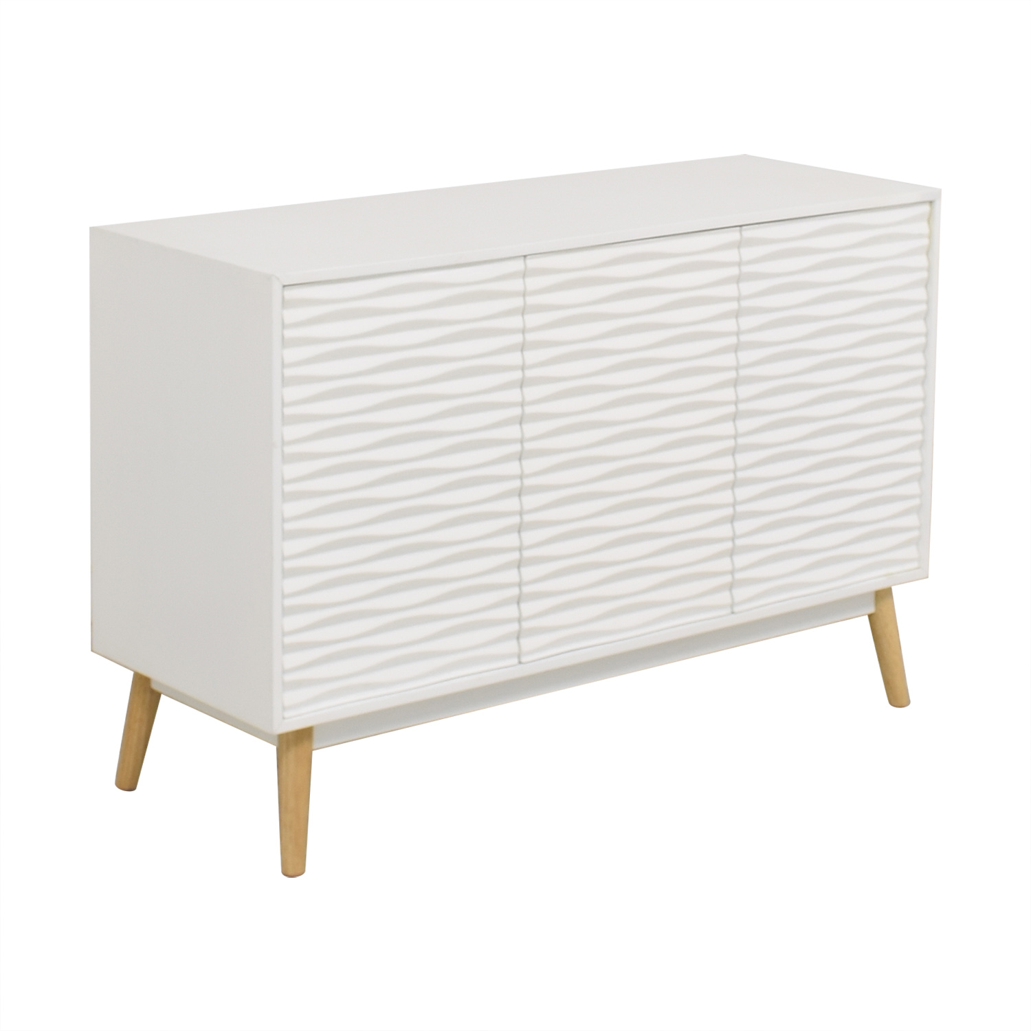 Elle Home Elle Decor Aurie Sideboard French White ma