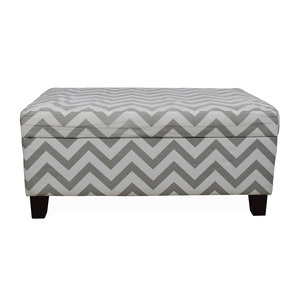 Sterillite Ottoman With Storage nyc