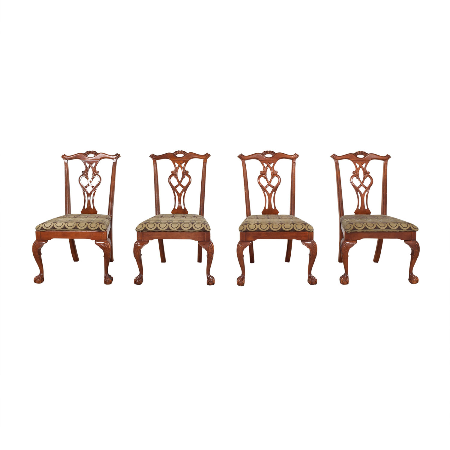 Bernhardt Bernhardt Upholstered Dining Chairs nj