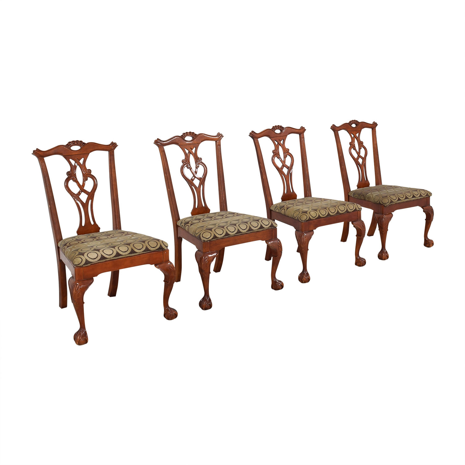 shop Bernhardt Upholstered Dining Chairs Bernhardt Chairs