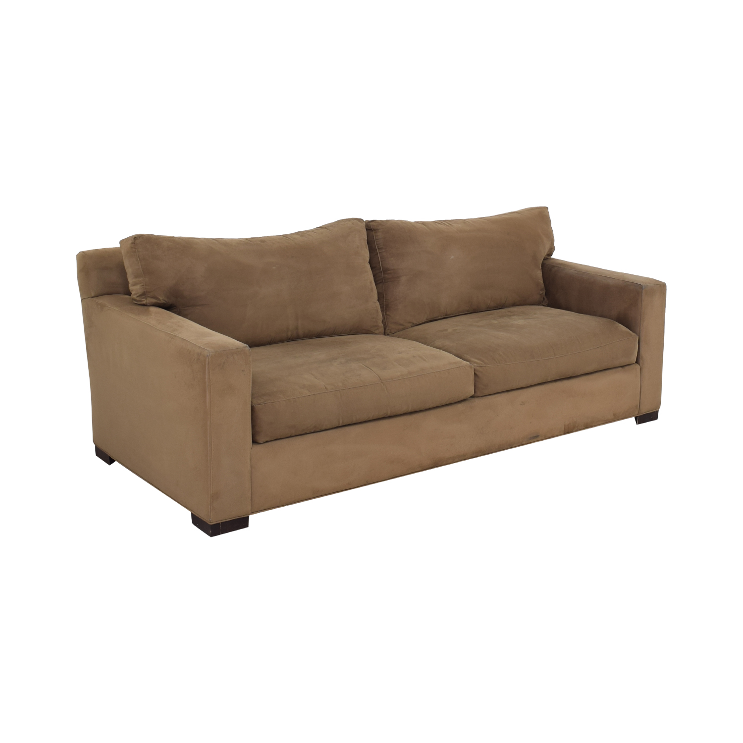 Crate & Barrel Crate & Barrel Axis 2-Seat Sofa on sale