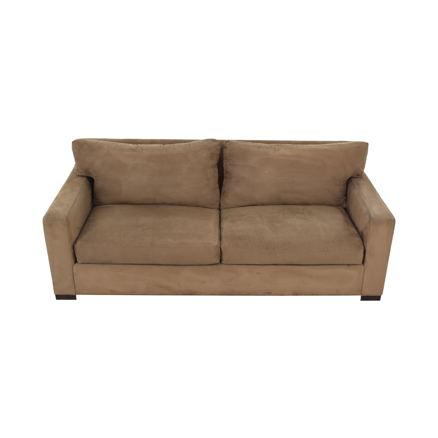 buy Crate & Barrel Axis 2-Seat Sofa Crate & Barrel Classic Sofas
