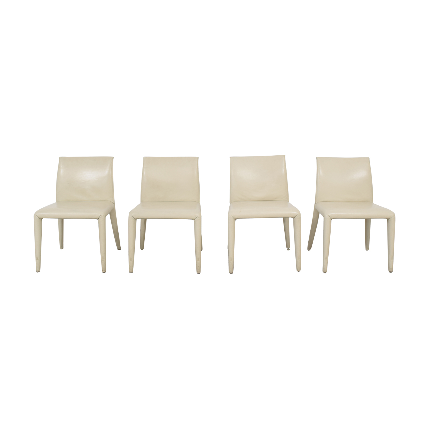 B&B Italia B&B Italia Mario Bellini Vol Au Vent Dining Chairs nyc