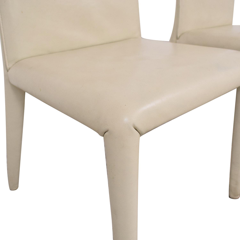 shop B&B Italia B&B Italia Mario Bellini Vol Au Vent Dining Chairs online