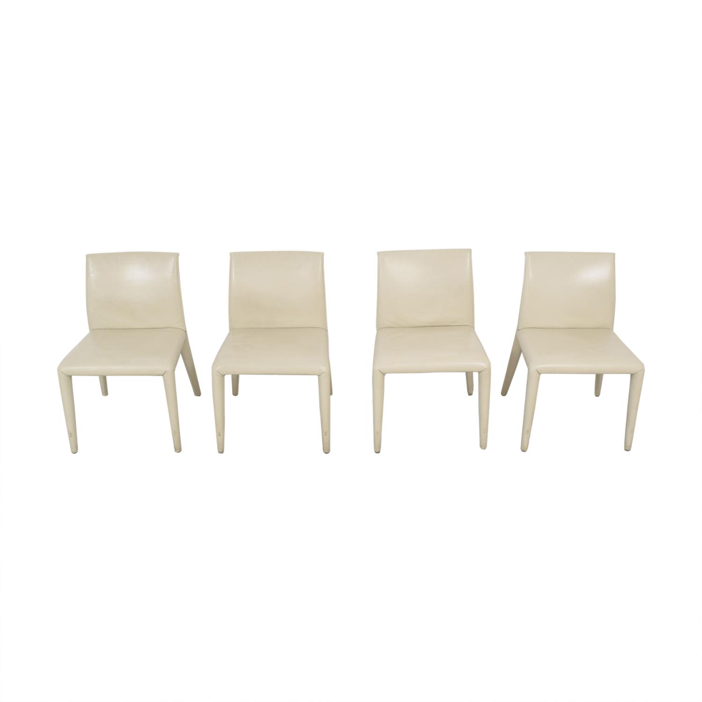 B&B Italia B&B Italia Mario Bellini Vol Au Vent Dining Chairs Chairs