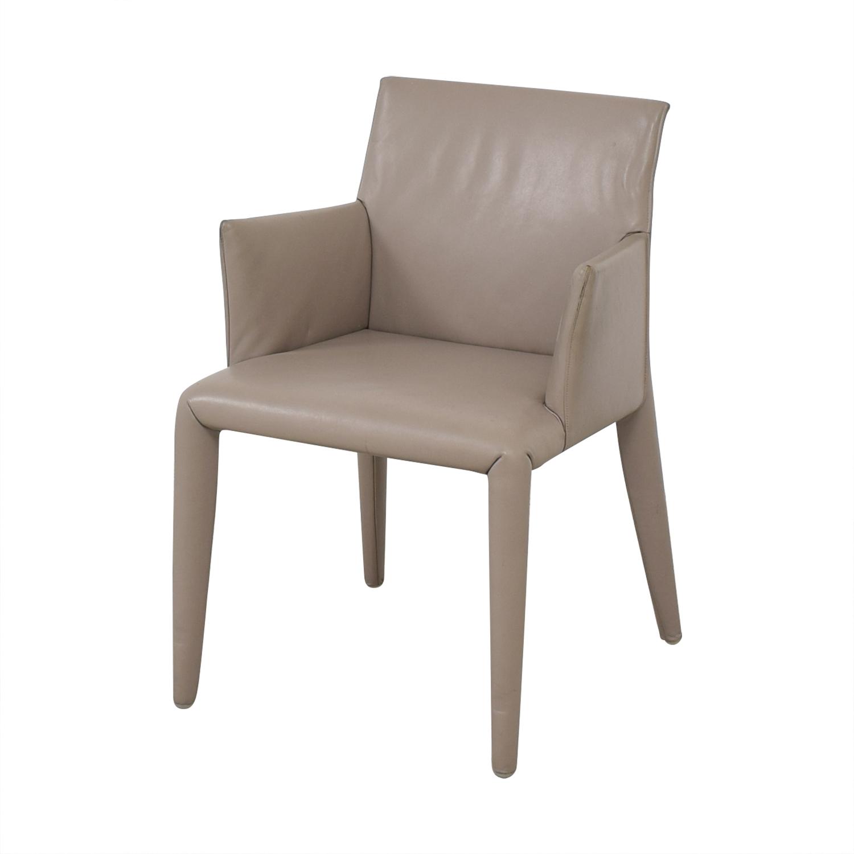 shop Mario Bellini Vol Au Vent Dining Arm Chairs B&B Italia Dining Chairs