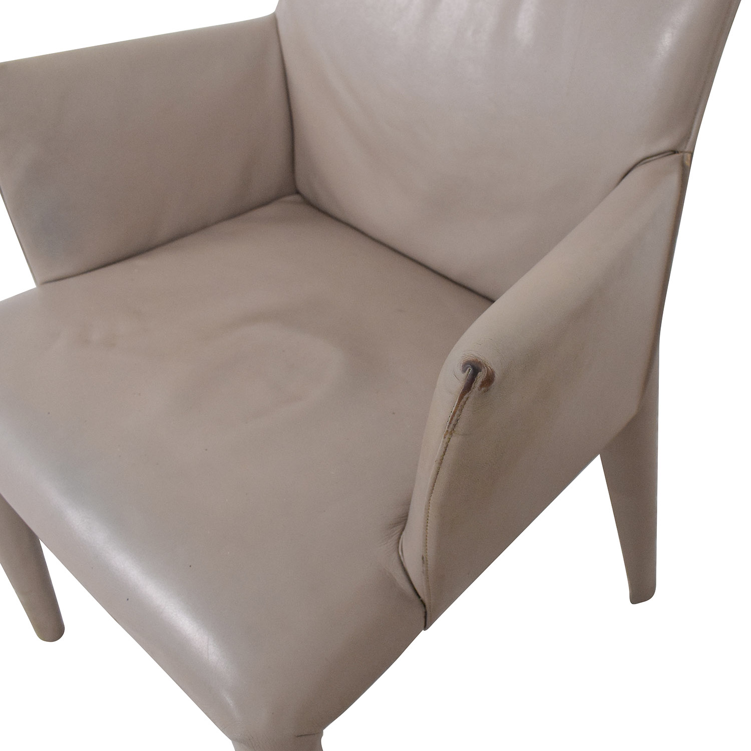 Mario Bellini Vol Au Vent Dining Arm Chairs / Dining Chairs