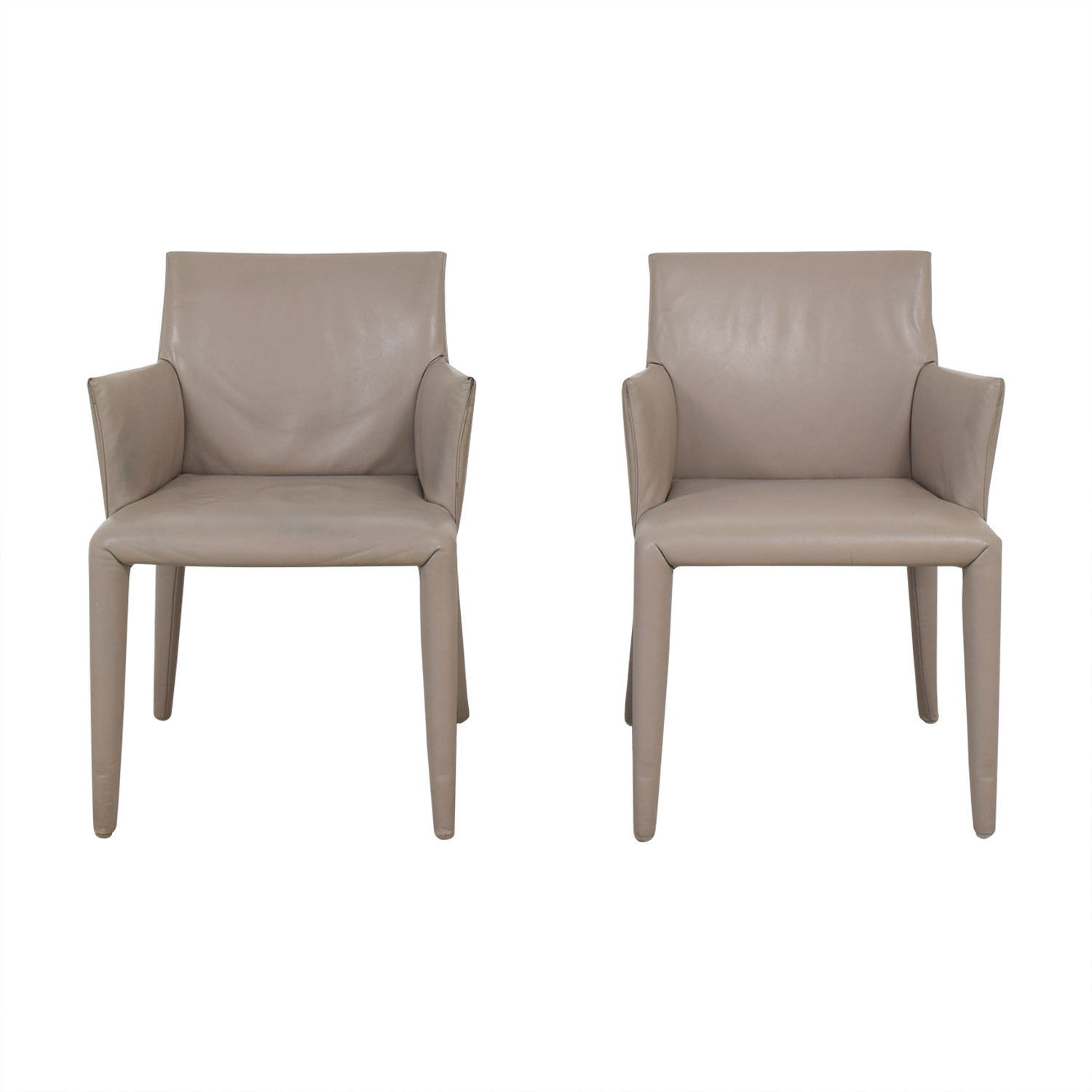 buy Mario Bellini Vol Au Vent Dining Arm Chairs B&B Italia