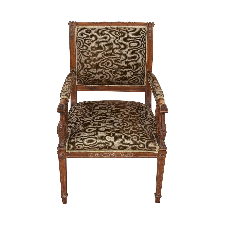 buy Bassett Furniture Upholstered Accent Chair Bassett Furniture