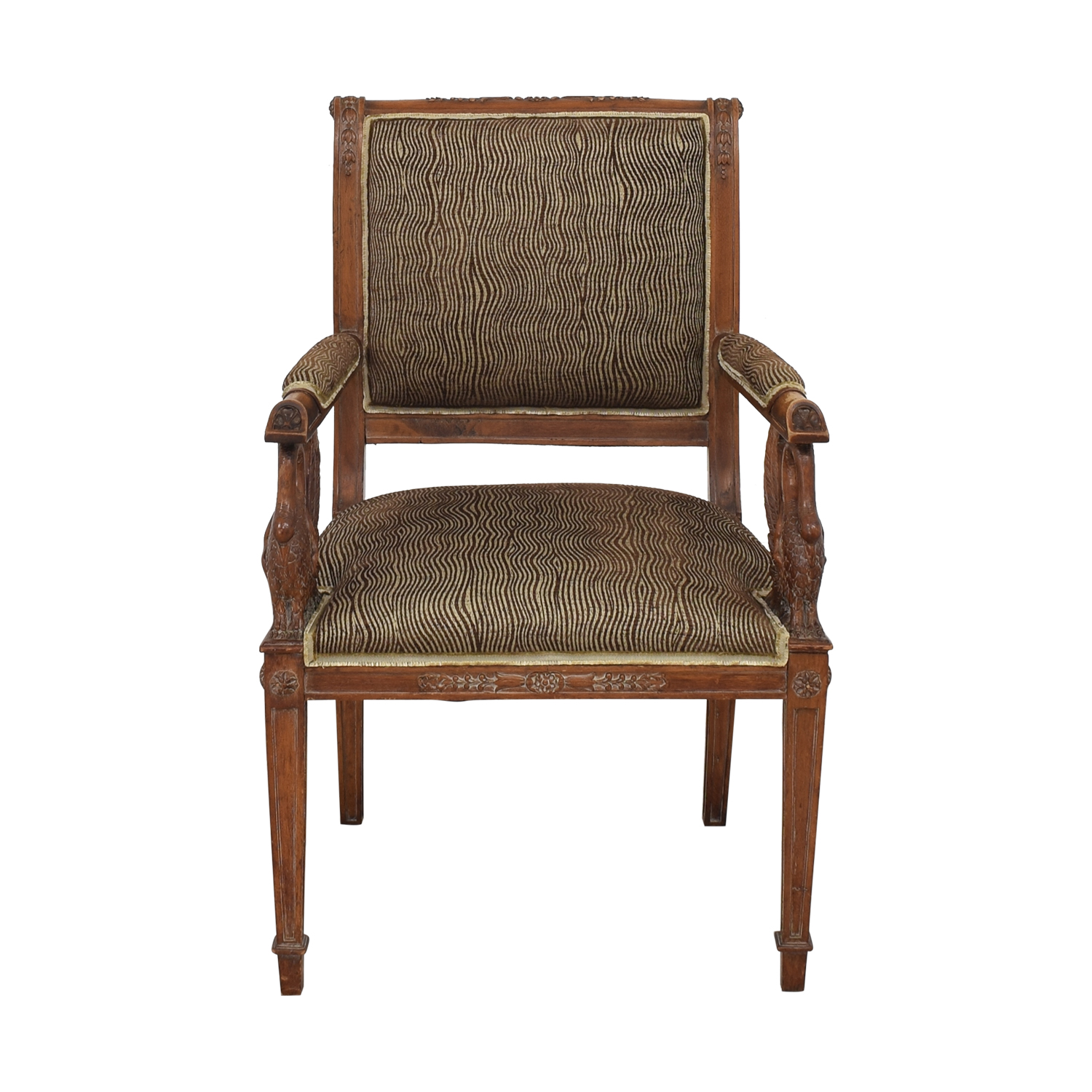 buy Bassett Furniture Upholstered Accent Chair Bassett Furniture