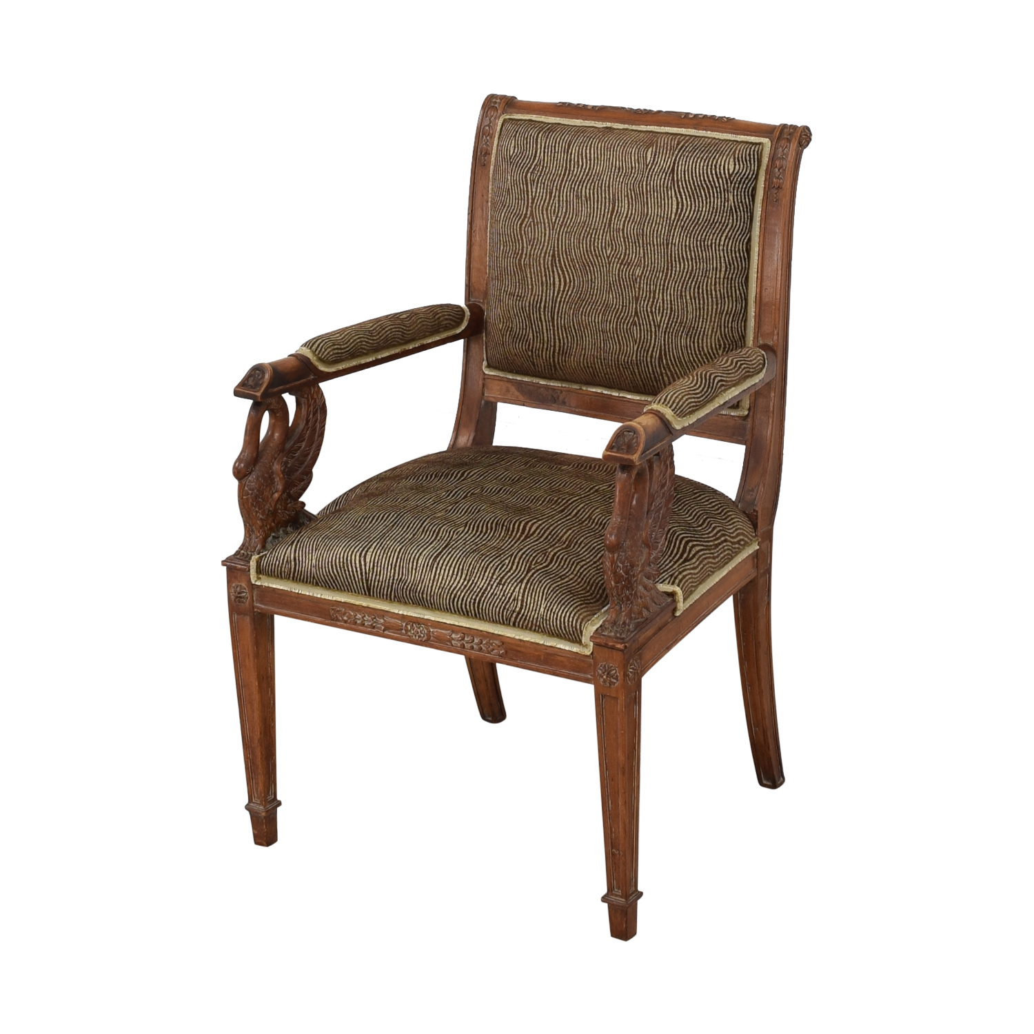 buy Bassett Furniture Upholstered Accent Chair Bassett Furniture Dining Chairs