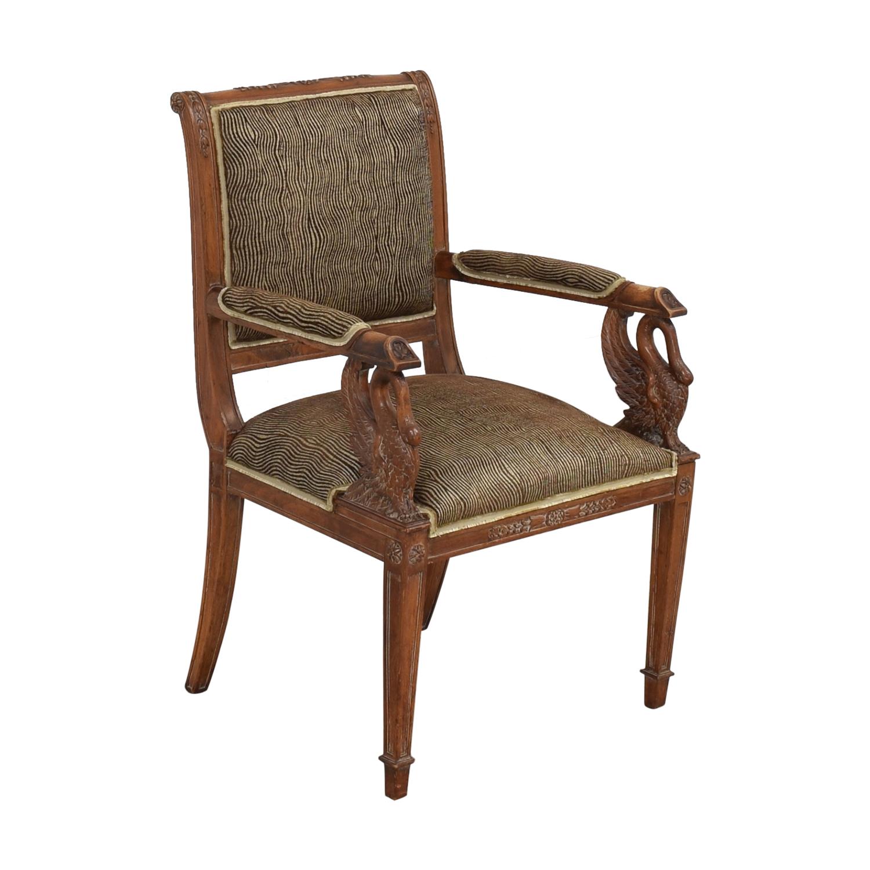 shop Bassett Furniture Upholstered Accent Chair Bassett Furniture