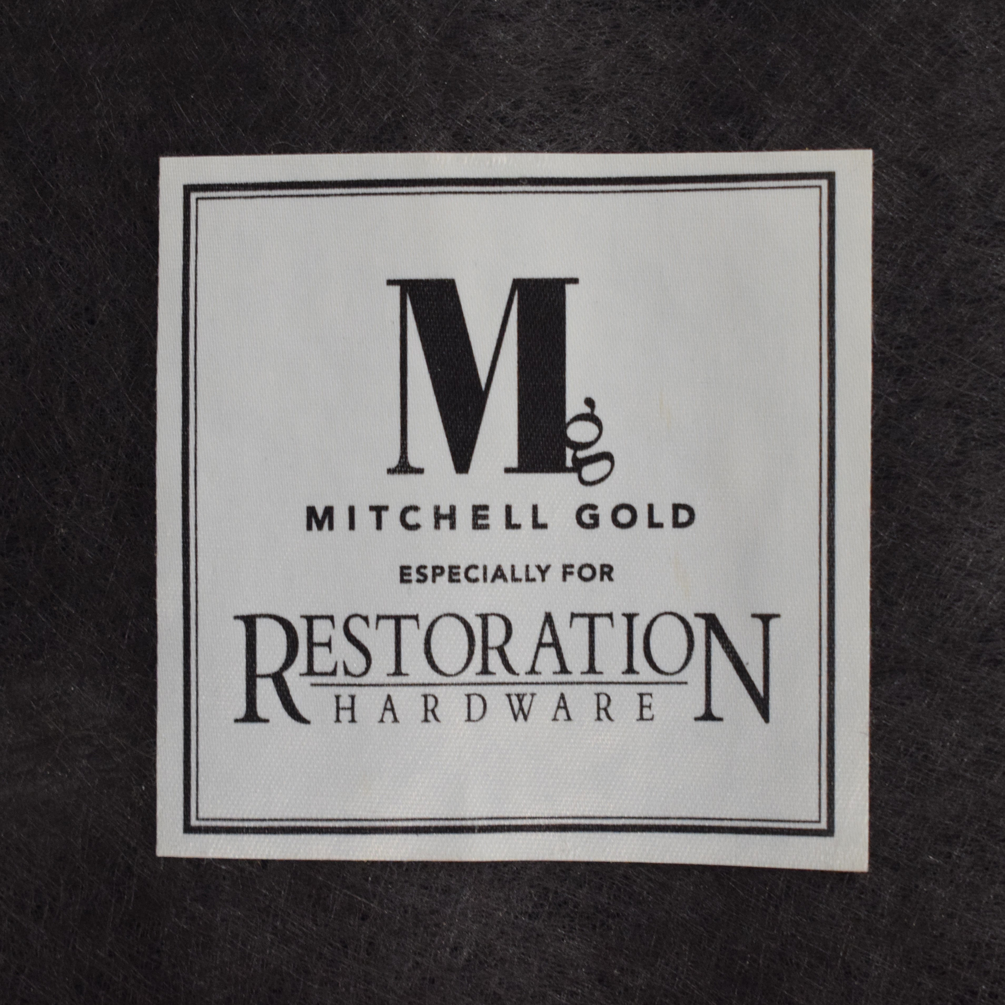 buy Restoration Hardware by Mitchell Gold Sofa and Ottoman Restoration Hardware Sofas