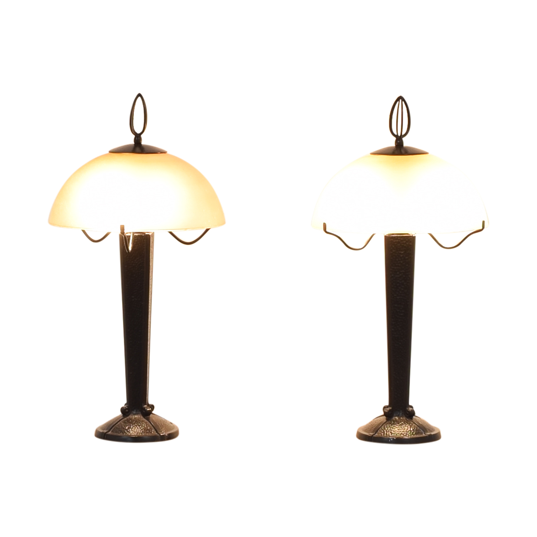 buy Restoration Hardware Craftsman Style Table Lamps Restoration Hardware