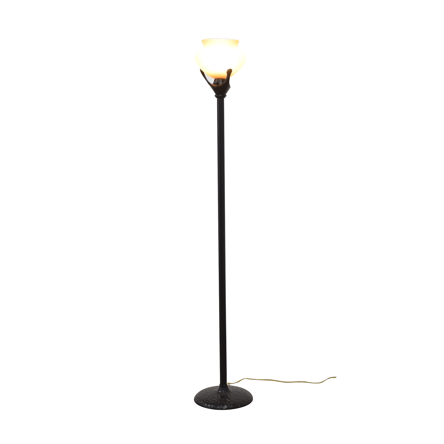 Torchiere Style Floor Lamp second hand