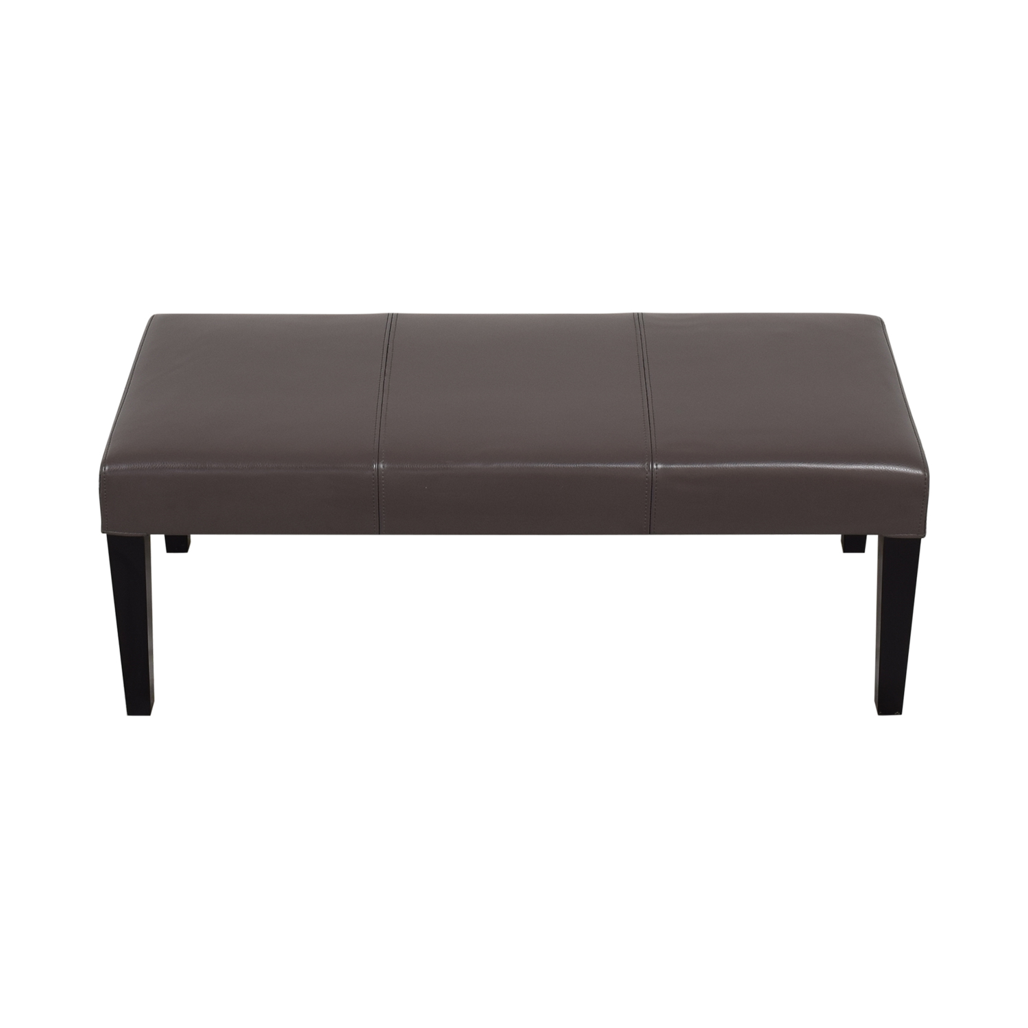 Crate & Barrel Crate & Barrel Lowe Backless Bench nj