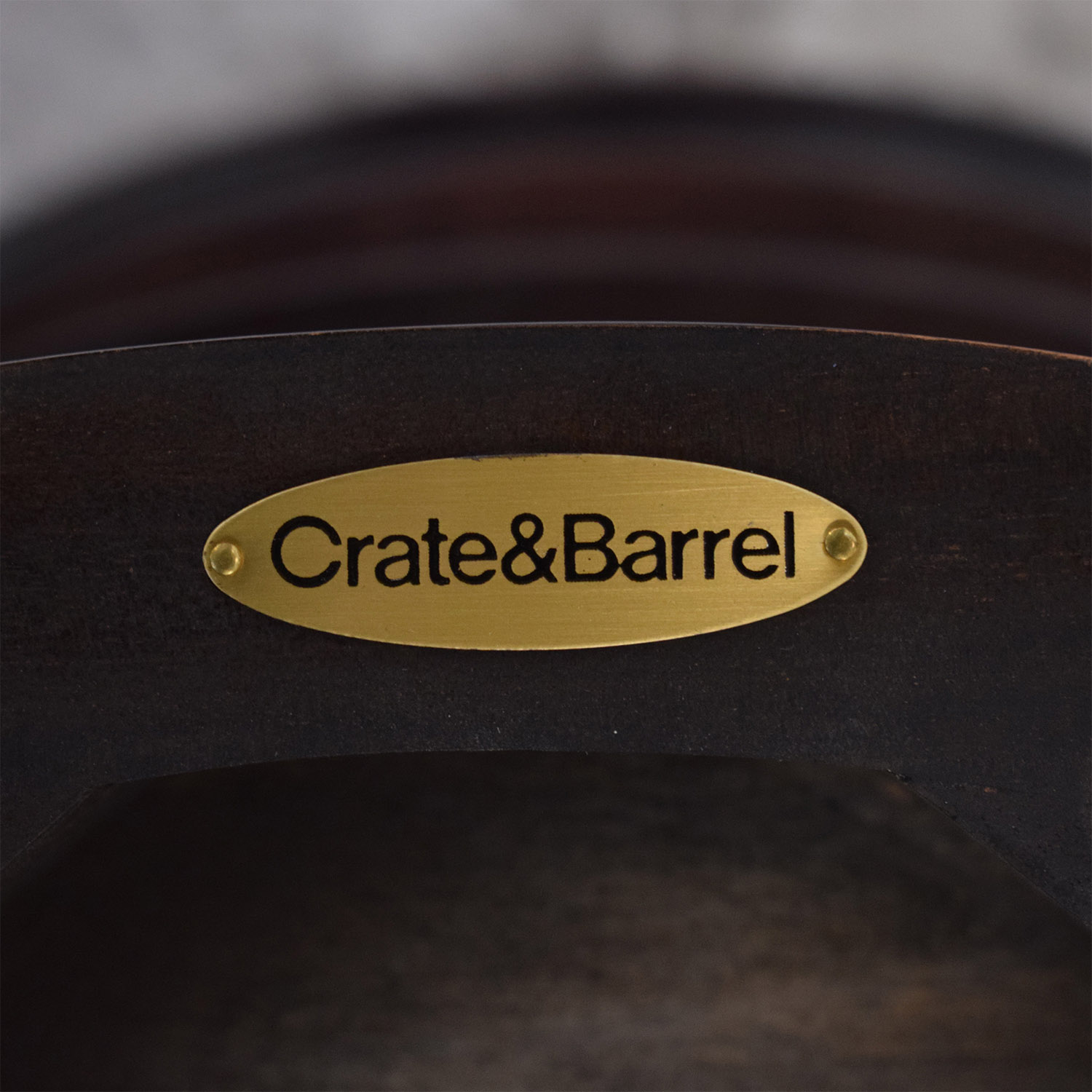 shop Crate & Barrel Dining Side Chairs Crate & Barrel Chairs