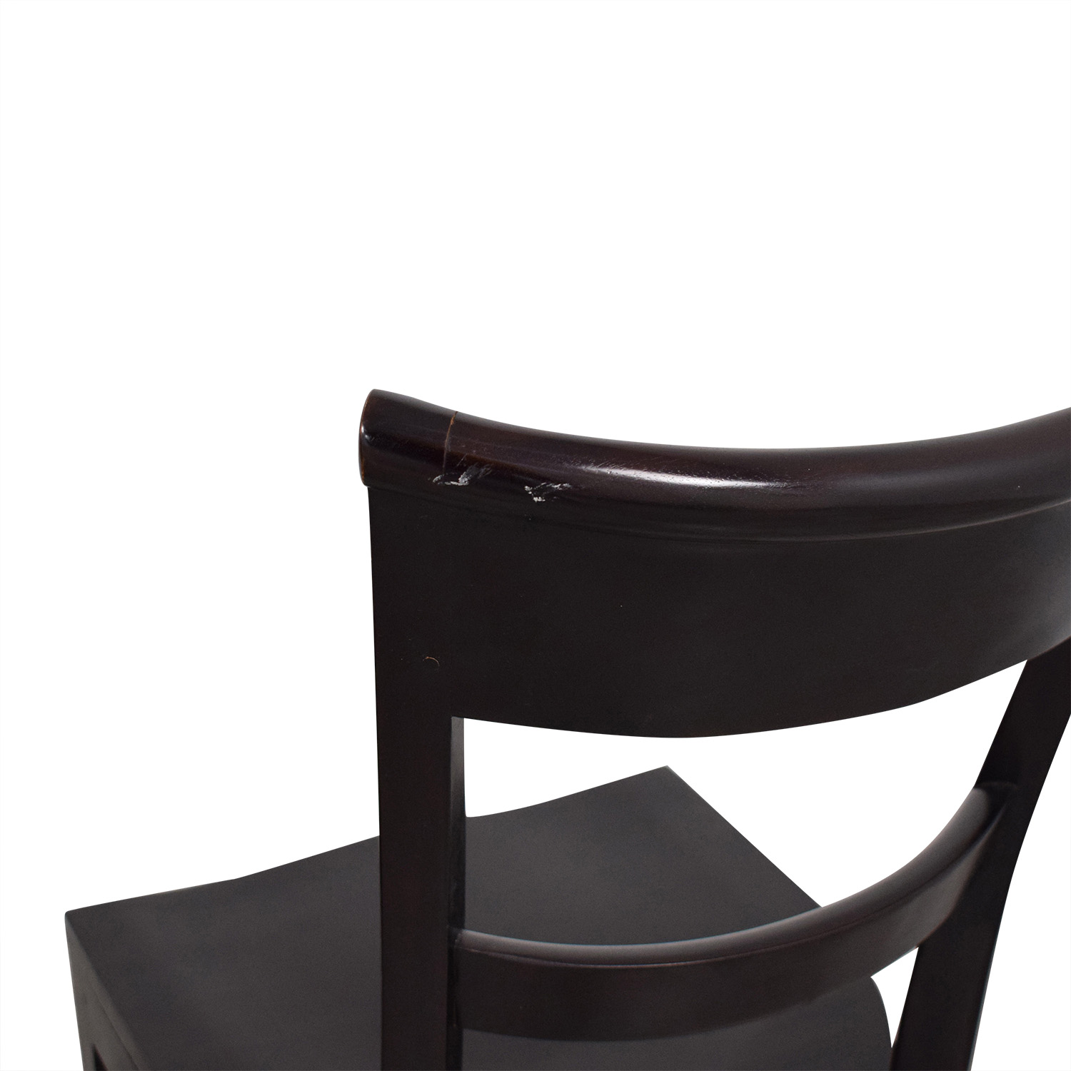 Crate & Barrel Crate & Barrel Dining Side Chairs pa