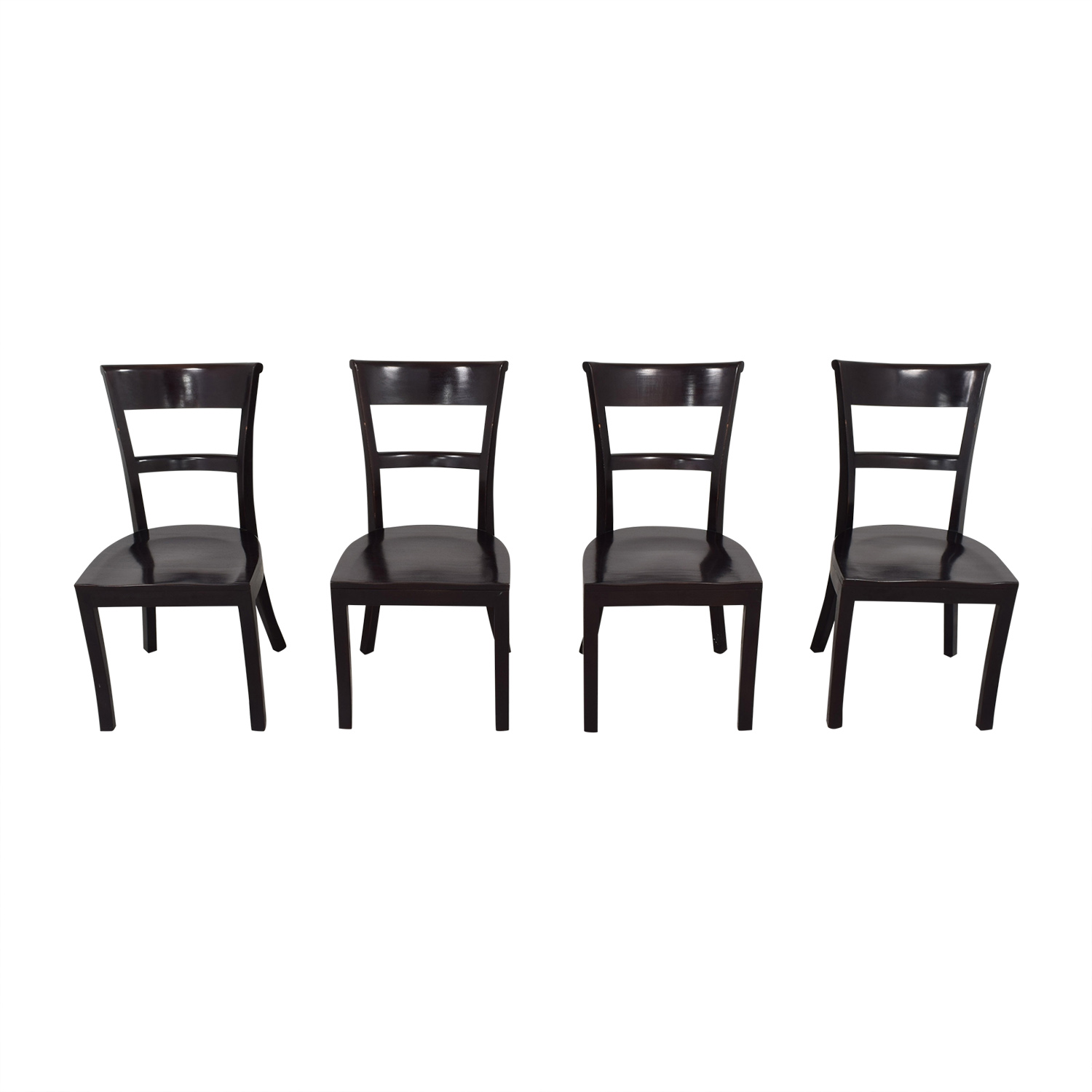 Crate & Barrel Crate & Barrel Dining Side Chairs ct