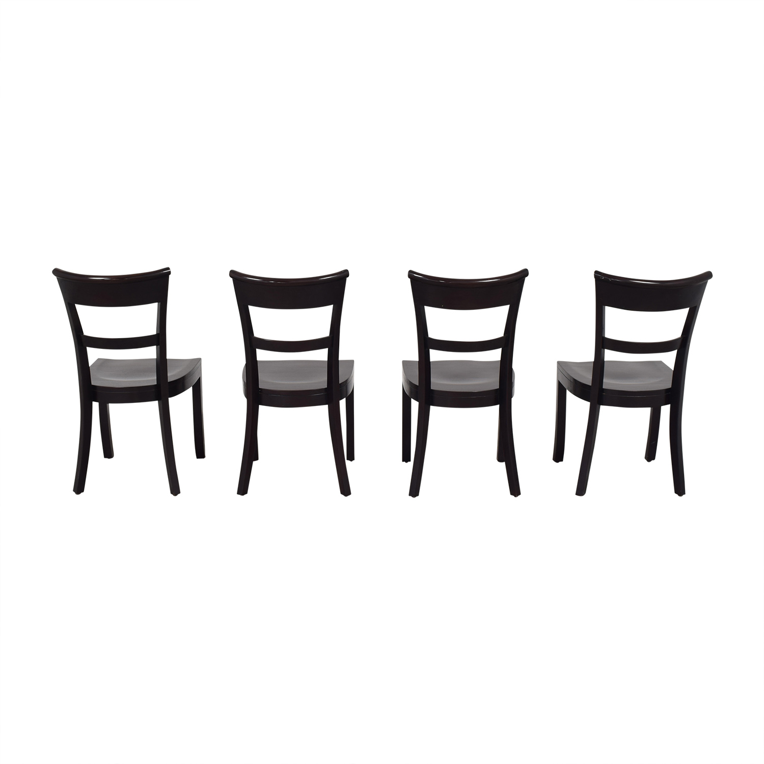 Crate & Barrel Crate & Barrel Dining Side Chairs price