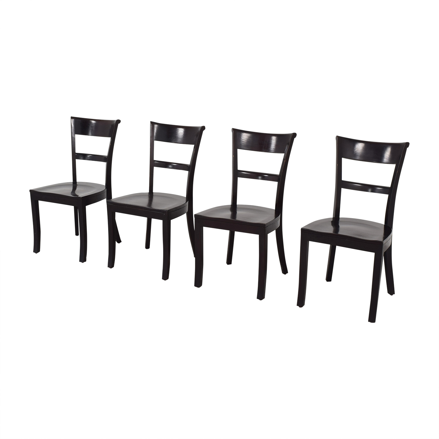 Crate & Barrel Crate & Barrel Dining Side Chairs on sale