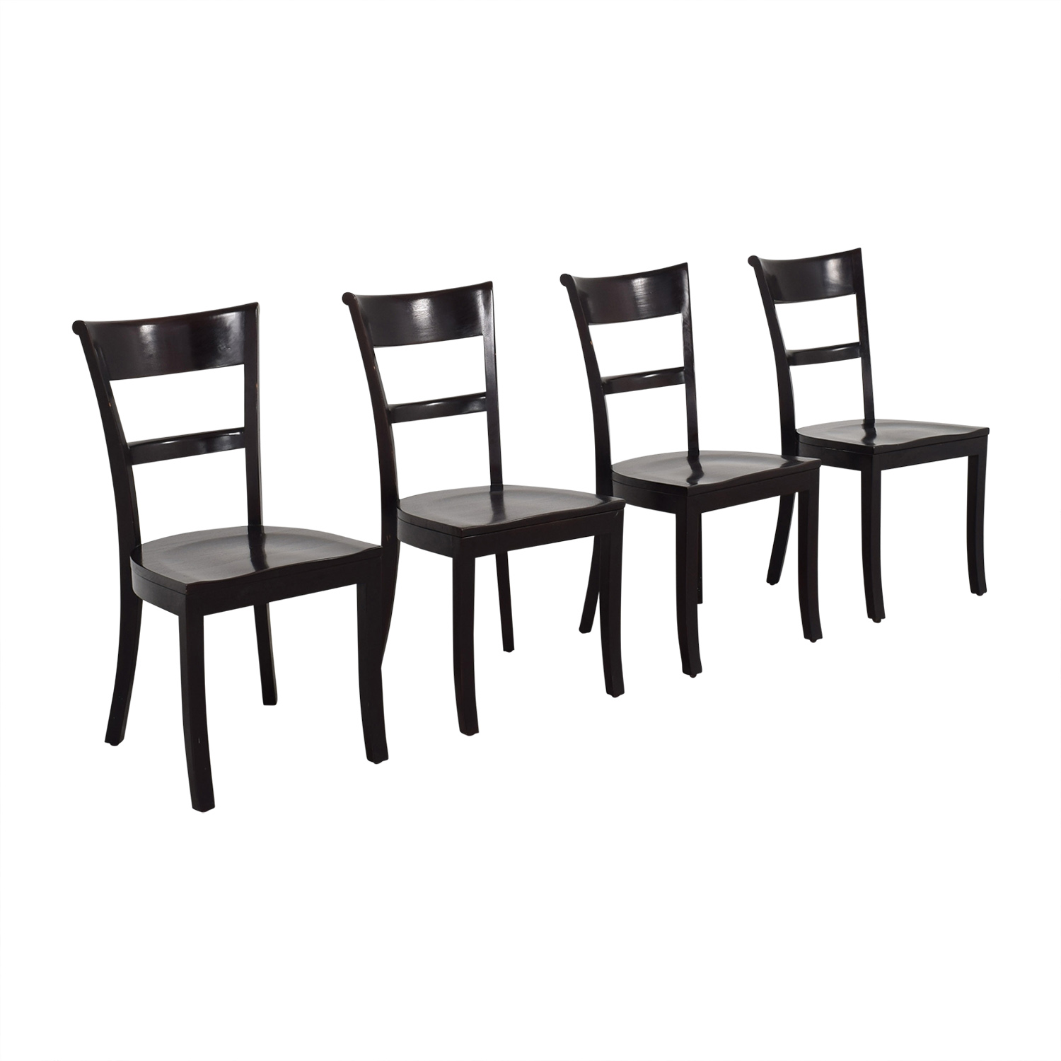 buy Crate & Barrel Dining Side Chairs Crate & Barrel Dining Chairs