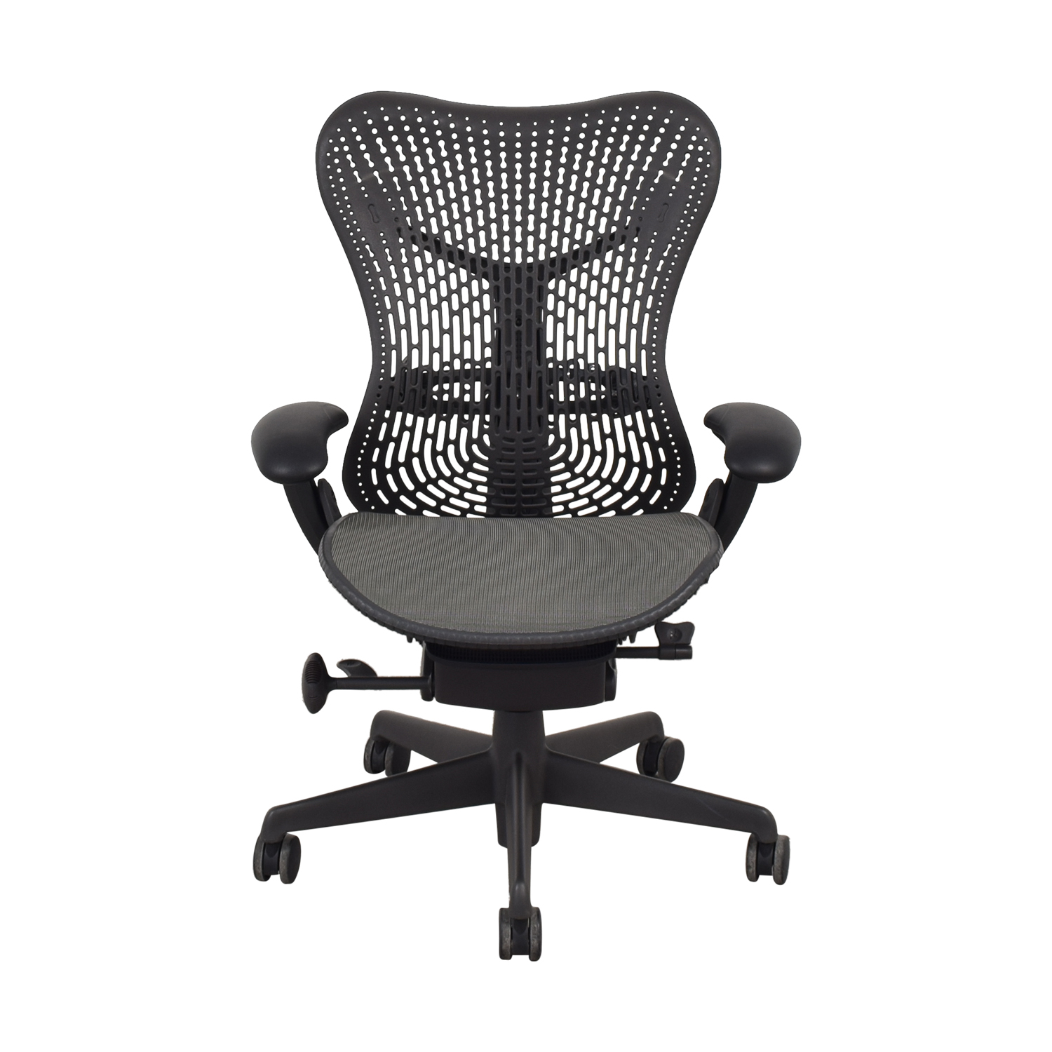Herman Miller Herman Miller Mirra Office Chair dark grey