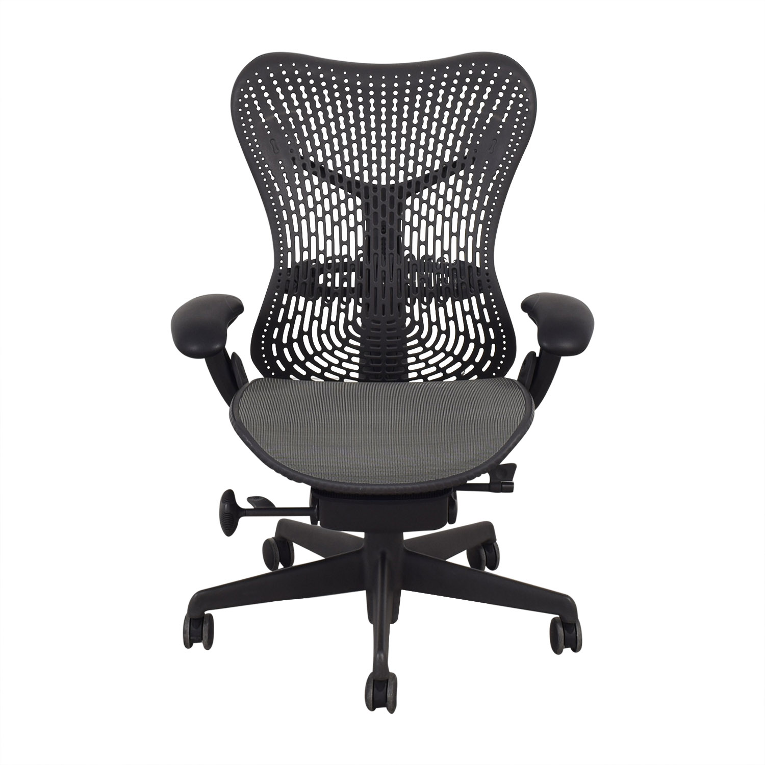 shop Herman Miller Mirra Flex Back Chair Herman Miller Chairs
