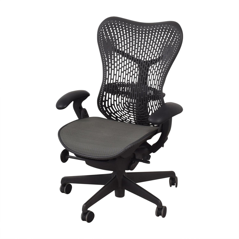 buy Herman Miller Mirra Flex Back Chair Herman Miller Chairs