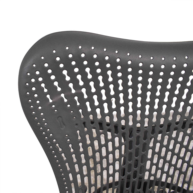 Herman Miller Herman Miller Mirra Flex Back Chair dark grey