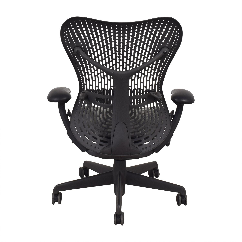 shop Herman Miller Mirra Flex Back Chair Herman Miller
