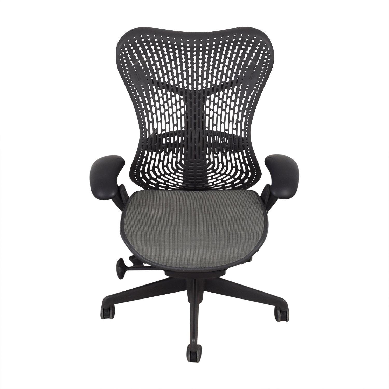 buy Herman Miller Mirra Flex Back Chair Herman Miller Home Office Chairs