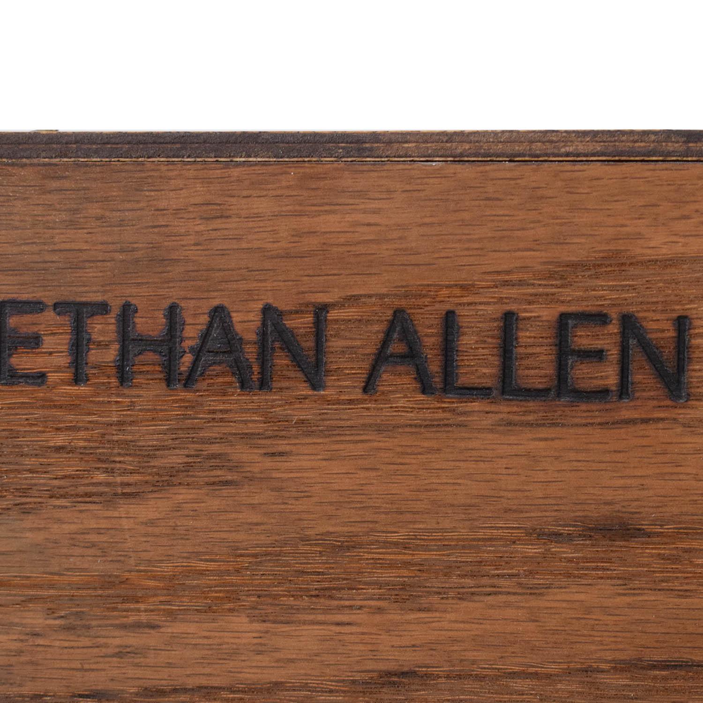Ethan Allen Ethan Allen Corner Bookcase discount