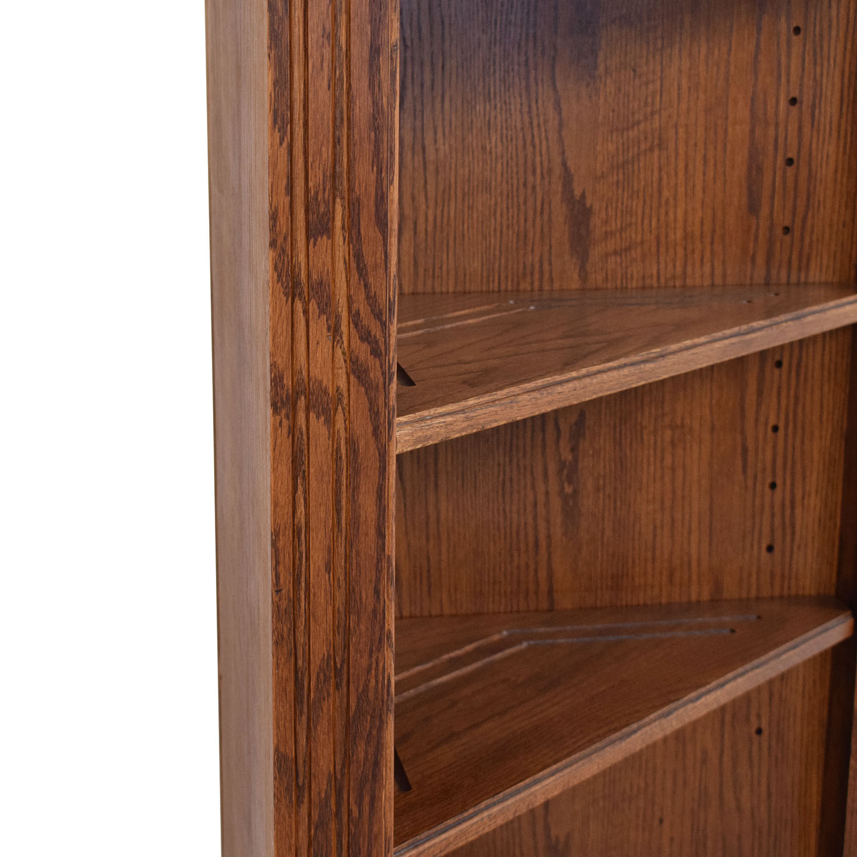 Ethan Allen Ethan Allen Corner Bookcase used